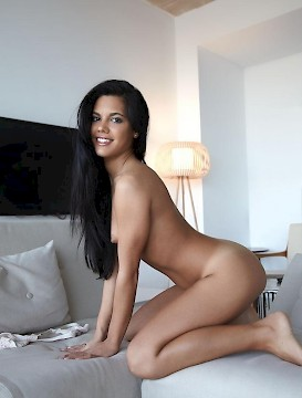 Apolonia Lapiedra gives you her tight pussy