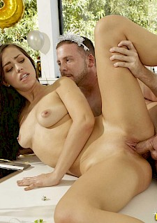 hottie Alina Lopez in After The Party