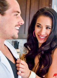 Sex In The Kitchen With Eva Lovia