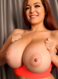 Tessa Fowler - Massive And Tight Breasts