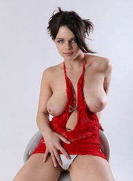 Busty Conchita Amazing Real Boobs