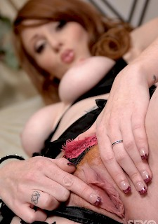 perfect redhead is ready to have hardcore sex