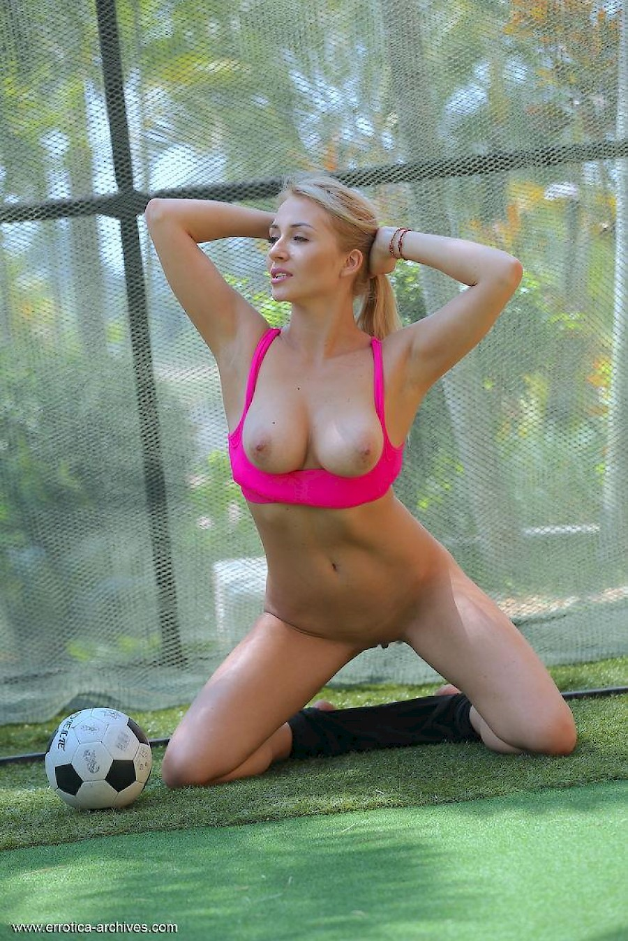 Soccer hot sexy players girls
