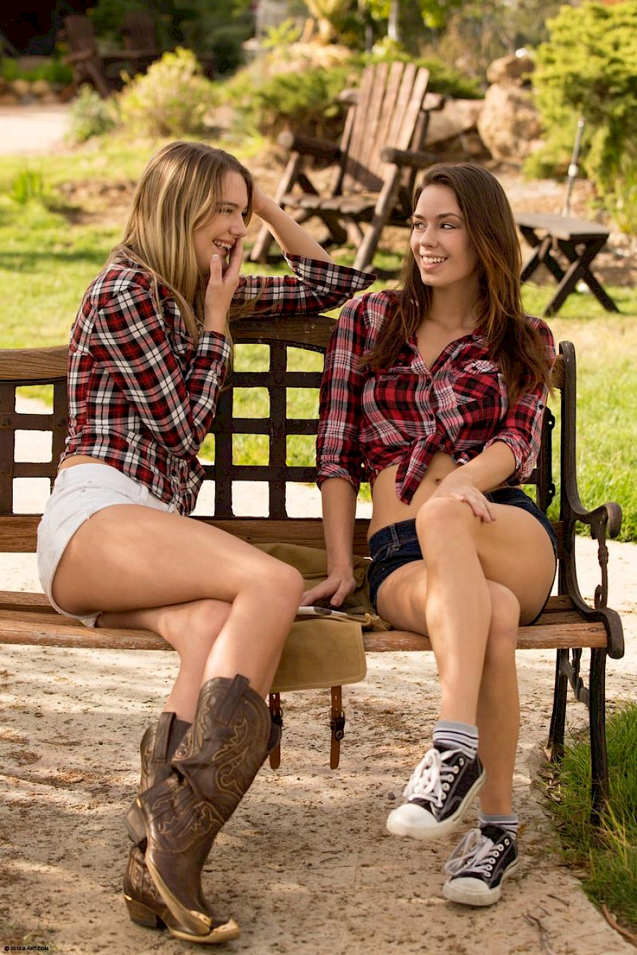 Legs country girls with nice