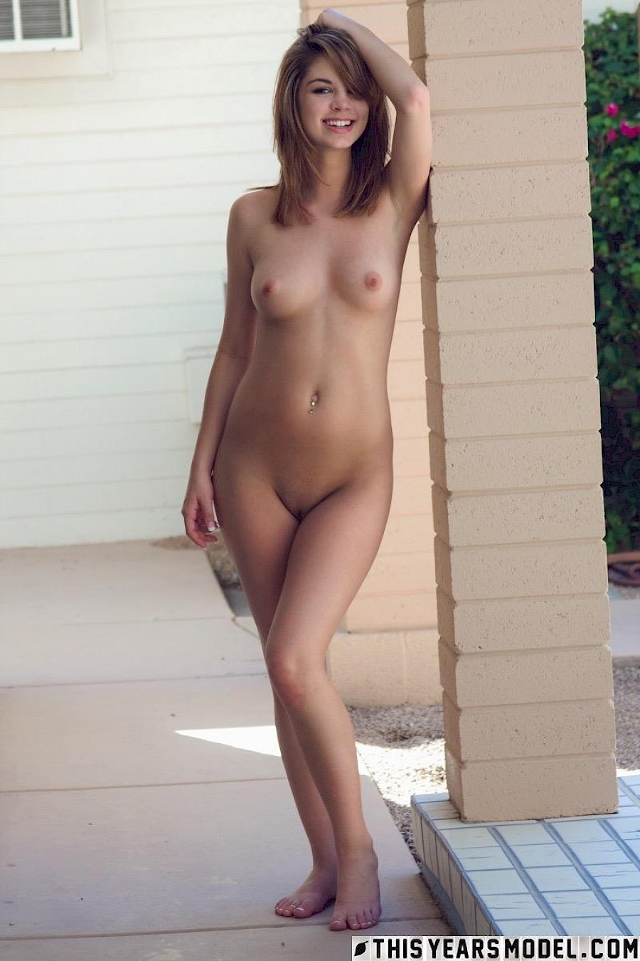 Aspen Parker Porn Gif sexy babe aspen parker strips out of her shinny new bikini