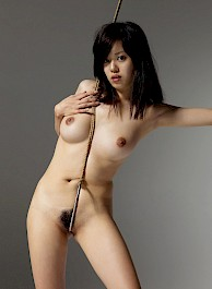 Bound Asian Style
