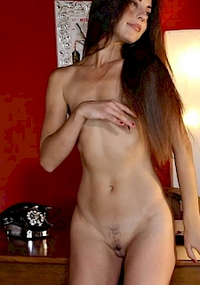 Horny Girl lorena b Strips for u