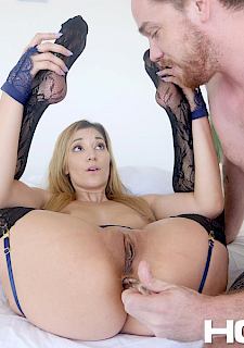 dirty Moka Mora in Provocative Ass Play