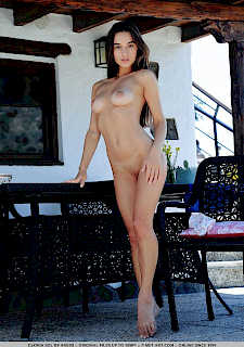 Met-Art presents nude girl Gloria Sol