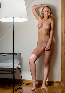 naked babe Helene in Soft And Mellow