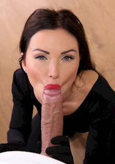 blowjob Sasha rose