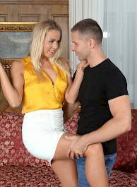 Christen Courtney Gets Fucked Hard